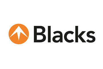 Blacks Outdoor Retail Logo