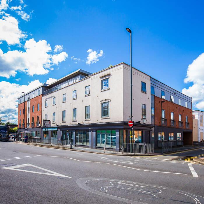 Harborne VillageApartments, Birmingham